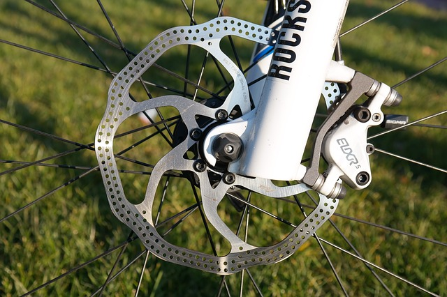 Disc brakes are great for an electric bicycle conversion