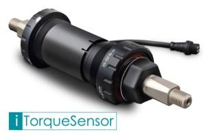 pedal assist torque sensor