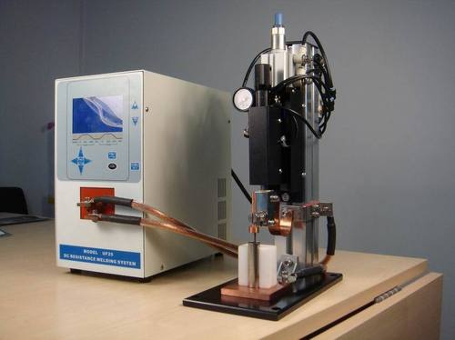 A professional level spot welder