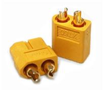 XT-60 connectors for 50 cents/pair