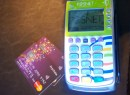 Tarjeta y Posnet NFC