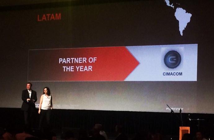 Fortinet reconoce a los socios y distribuidores top del 2015 en Conferencia Global de Socios