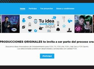 Fox Networks Group Latin America convoca a guionistas, productores independientes y compañías de producción