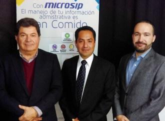 Microsip arranca 2016 inaugurando franquicia en delegación Cuauhtémoc