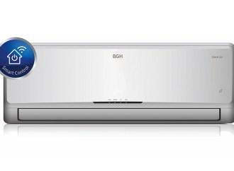 BGH incorpora SmartControl a toda su línea de aires acondicionados