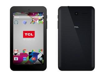 TCL presenta dos nuevas tablets
