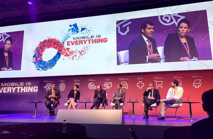 El presidente de Fundación País Digital expuso en MWC16