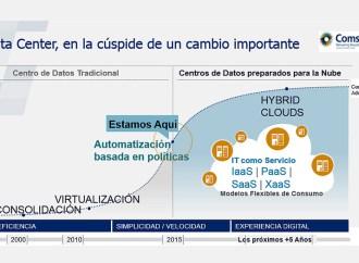 Comstor estima un crecimiento de 20% en datacenters en México