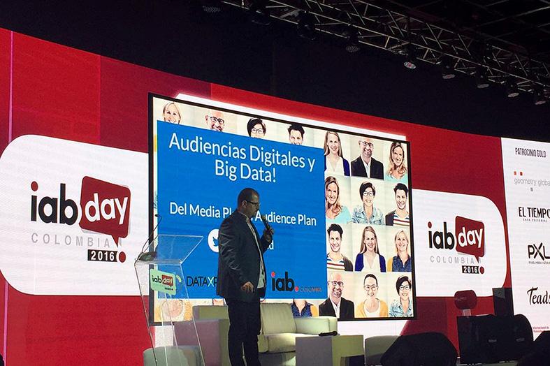 Dataxpand en IAB Colombia