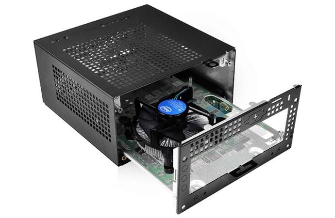 ASRock e Intel crean la DeskMini
