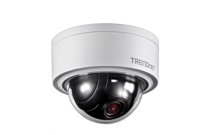 TRENDnet lanzó cámara HD de vigilancia con lente motorizada de acceso remoto
