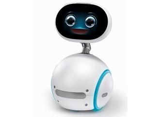 ASUS presentó su primer robot para el hogar: Zenbo