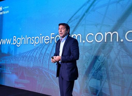BGH Tech Partner Inspire Forum reunió a los líderes de la industria