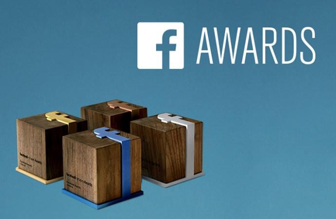Ganadores Globales de los Facebook Awards 2016