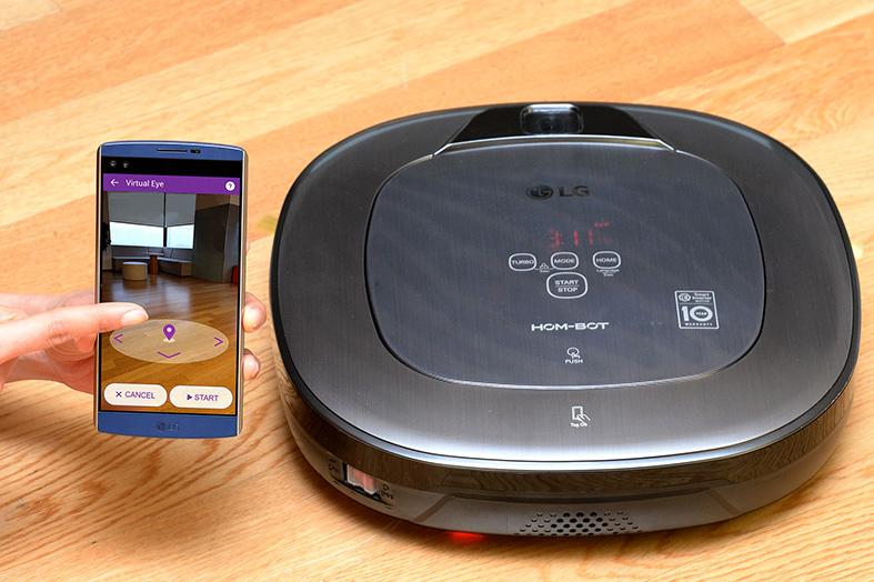 LG Hom Bot