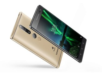 Lenovo presentó PHAB2 Pro