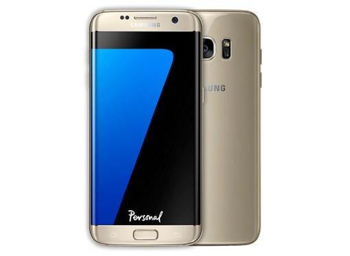 Personal lanzó los nuevos Samsung Galaxy S7 y S7 edge en su tienda online