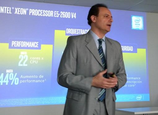 Intel Argentina presentó las novedades de la familia de procesadores Xeon