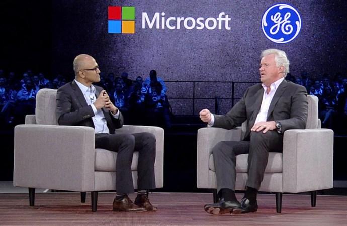 GE y Microsoft establecieron alianza para ofrecer Predix