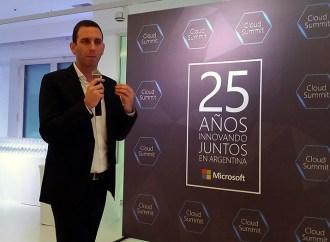 Microsoft realizó su #MSCloudSummit y celebró 25 años en Argentina