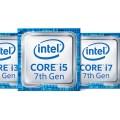 Familia 7 Gen Intel Core