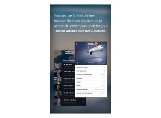 Turkish Airlines lanzó una aplicación para mejorar las relaciones con sus inversores