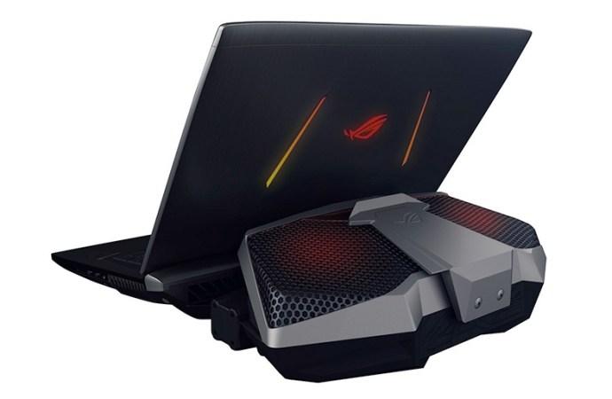 ASUS Republic Of Gamers presentó el portátil más potente del mundo