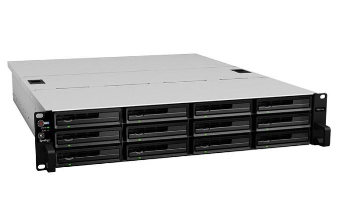 Synology presentó el RackStation RS3617xs