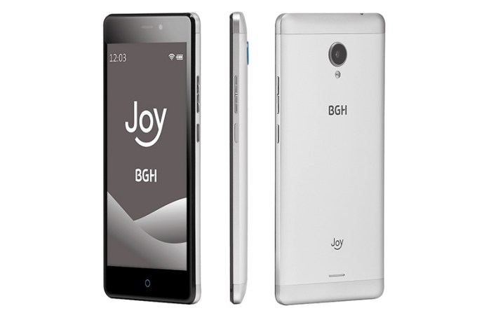 BGH incorpora Joy X5 a su línea de celulares