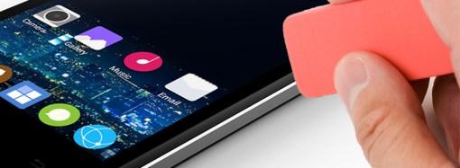 Cuál es la forma más segura de borrar datos en un celular