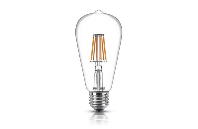 Philips Lighting presenta sus lámparas LED Filament