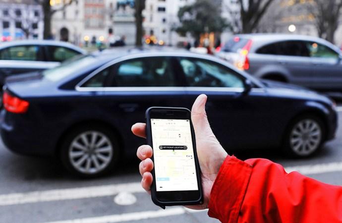 Uber permite a sus usuarios programar viajes