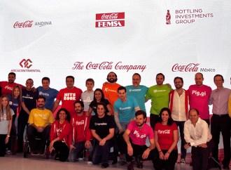 Coca Cola impulsa el talento de la comunidad emprendedora de México