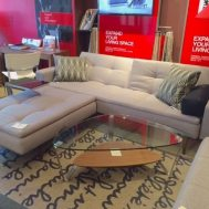 Dublexo sofa/bed floor model $1459.  Duplexo chaise floor model $649