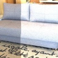 Cubed love seat/full XL bed $1733.  Floor model in MD grey $1549