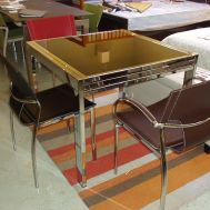 """Duo dining table $799. 35.5""""x35.5"""""""
