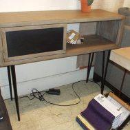 Stockholm hall table $500.  Floor model $425