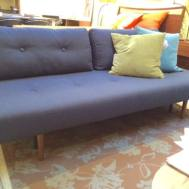 "Recast full XL sofa/bed. 79"" x 36 Floor model $1099"