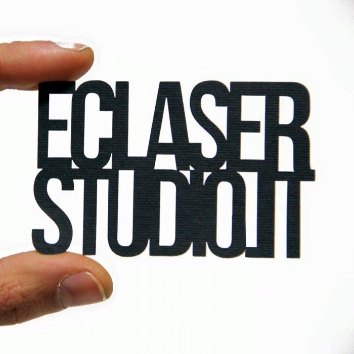 taglio laser carta