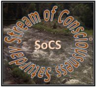 Steam of Consciousness Saturday at  lindaghill.com
