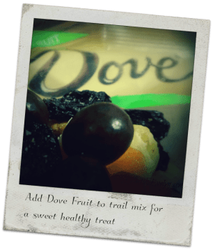 Dove Real Fruit  #BellaVoxBox EclecticEvelyn.com