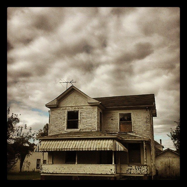 Haunted Appalachia #WordlessWednesday EclecticEvelyn.com