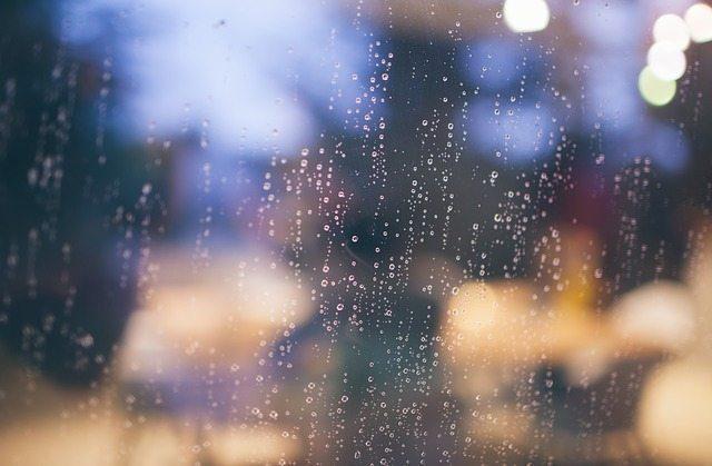 Words like rain EclecticEvelyn.com