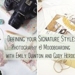 Photography and Moodboarding Workshop in London