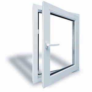 Κούφωμα PVC μονόφυλλο παράθυρο