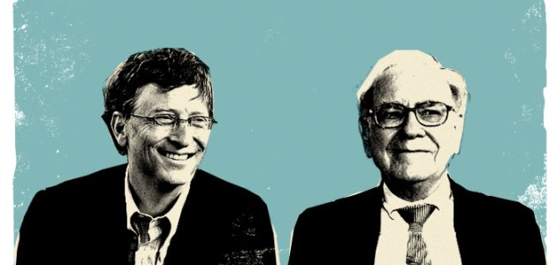 ecoblader - bill gates buffett