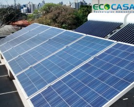 Energia Fotovoltaica - Campinas - ECOCASA 02