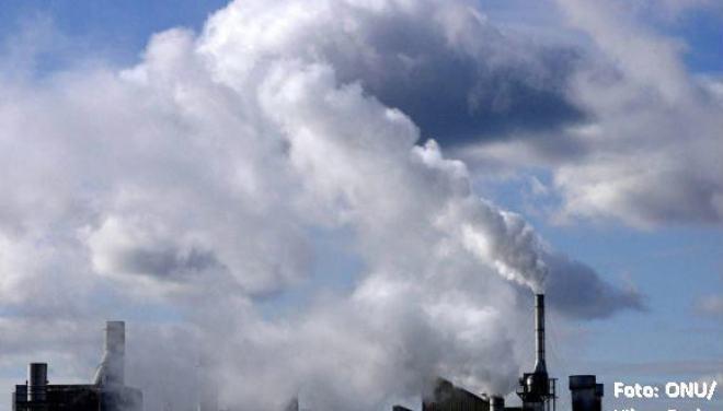 poluição & clima