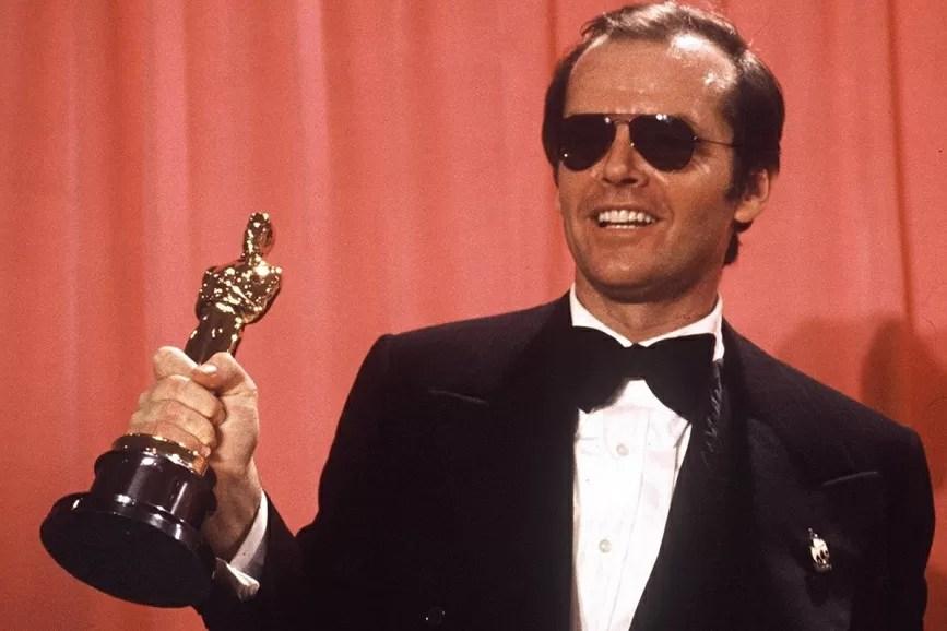 Jack Nicholson vince l'oscar nel 1975