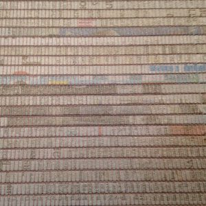 The Eco Floor Store | Eco Surfaces | Newsprint Textured Wallpaper | The Eco Floor Store